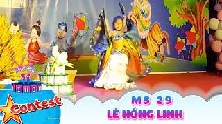 Biệt tài tí hon online | MS 29: Lê Hồng Linh
