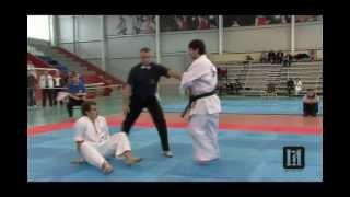 видео соревнований киокушинкай карате