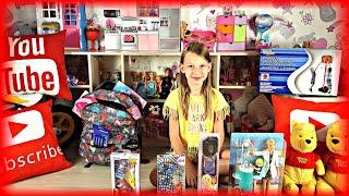 Іграшка Barbie на день народження - сюрприз іграшки