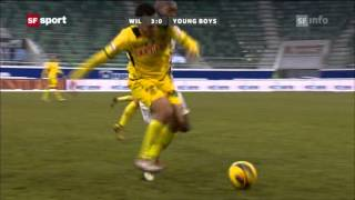 FC Wil - Young Boys 4:3  09.12.2012
