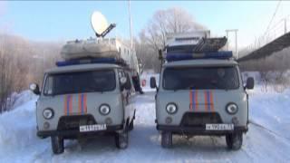 Всероссийская тренировка по ликвидации природных и техногенных чрезвычайных ситуаций