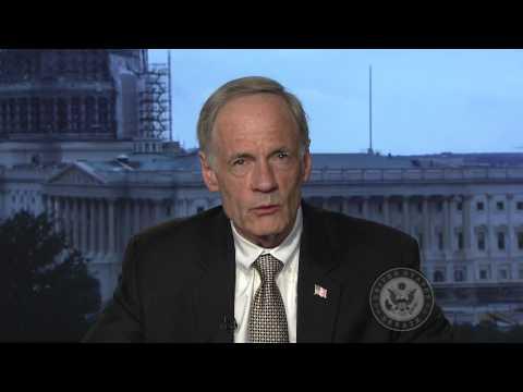 Senator Tom Carper, Welcome, US Cyber Challenge 2015 Delaware