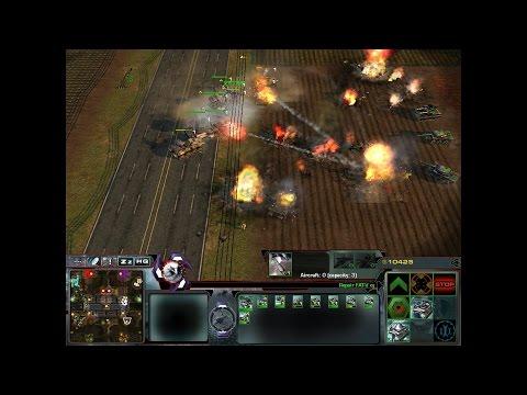 Act Of War: Direct Action - Hard 4 Vs 4 - Task Force Talon