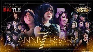 JKT48 - HEAVY ROTATION LIVE [At JKT48 7th Anniversary]
