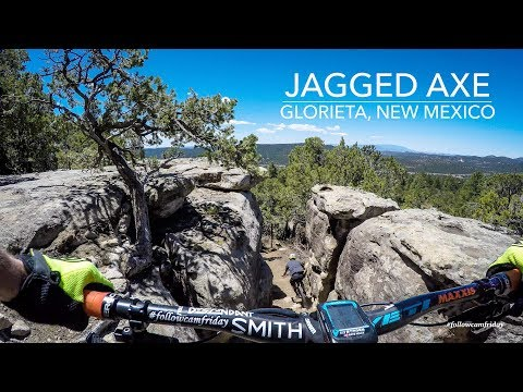 Jagged Axe MTB | Glorieta, New Mexico