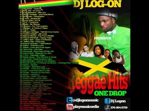 DJ LOGON - ultimate lovers rock reggae mix (REGGAE HITS)