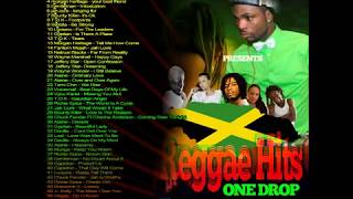 DJ LOGON - ultimate lovers rock reggae mix (REGGAE HITS)