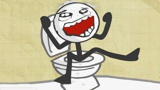 NECESITO UN BAO.... AHORA Toilet Success Fernanfloo
