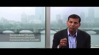 Raghuram Rajan predicting the crisis...(Inside Job)