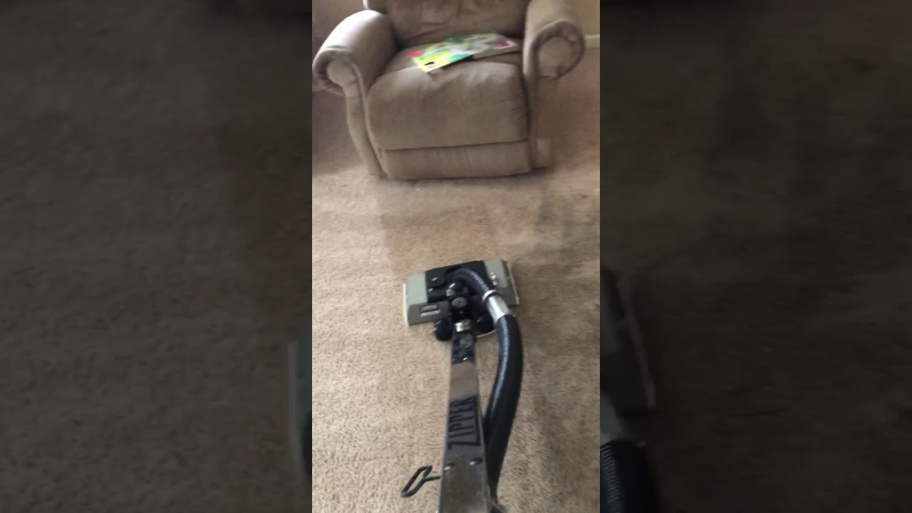 how to clean soiled carpet