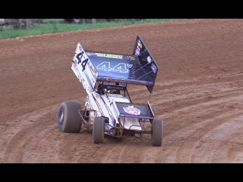 Virginia Sprint Series action at Dixieland 6-8-2018
