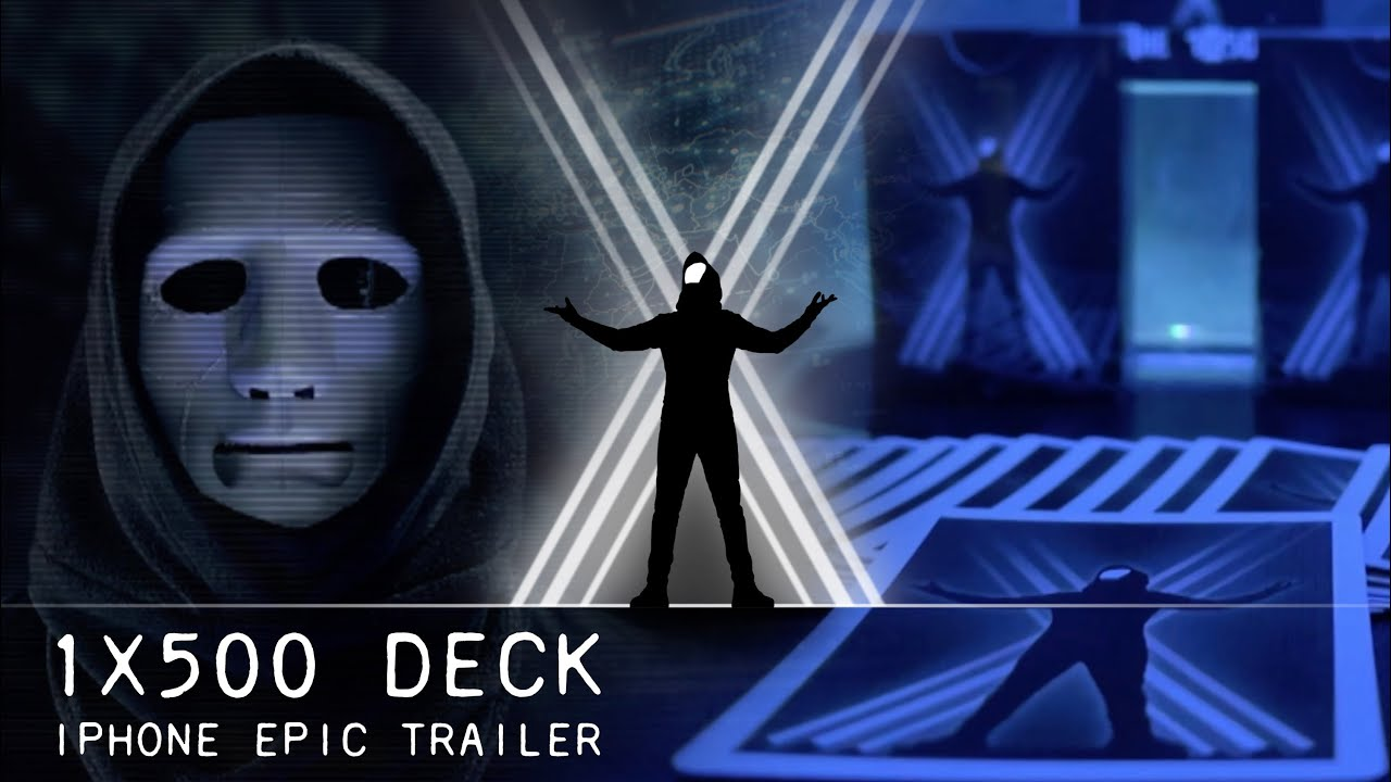 Spelmann Magician X Deck Epic Trailer Shot with IPhone 12 Pro Max!