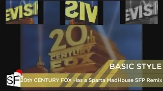20th Century Fox Television Has a Sparta Madhouse SFP Remix ...