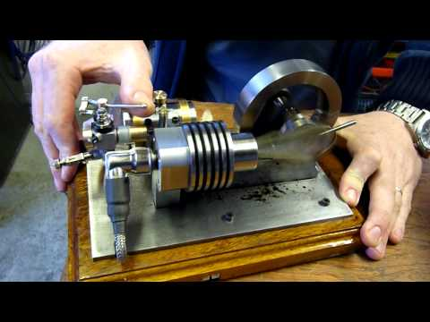Model 4stroke petrol engine
