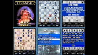 """Chessmaster"" - Gameloft (Java Game)"