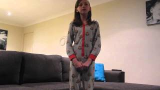 Brooke Duffin Singing Skinny Love Com Apple QuickTimePlayerX Share IMovie 1D2BB84C 9310 45CE B1A3
