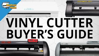 Vinyl Cutter Buyer's Guide  HeatPressNation.com