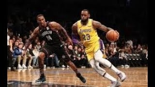 Los Angeles Lakers vs Brooklyn Nets NBA Full Highlights (19TH DECEMBER 2018-19)