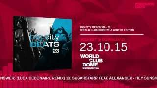 Big City Beats Vol. 23 - World Club Dome 2015 Winter Edition (Official Minimix HD)