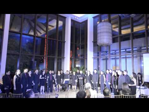 TELL THE WORLD OF HIS LOVE (Ateneo Chamber Singers)