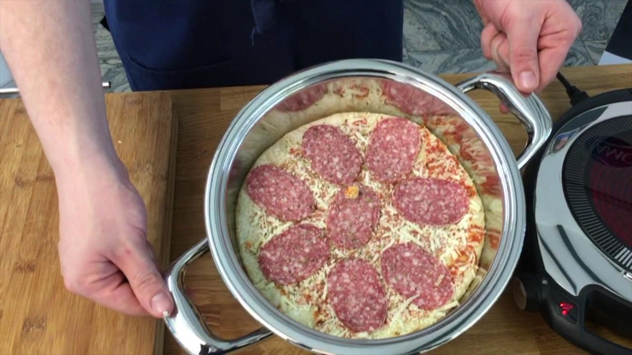 AMC Pizza Backen In Nur 3 Minuten