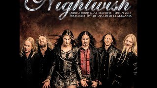 Download lagu Nightwish live Bucharest 2015 Concert Endless Forms most Beautiful MP3