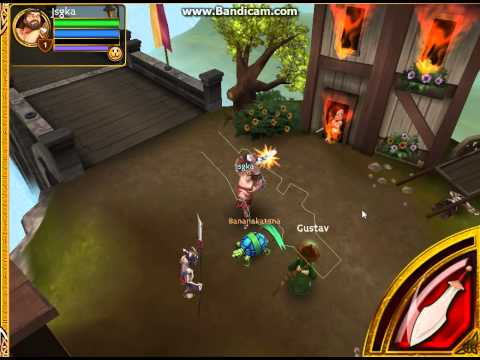 Arcane Legends1:Save Gustav!!!!