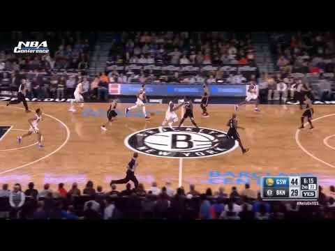 Golden State Warriors vs Brooklyn Nets 11.19.17 FULL HIGHLIGHTS