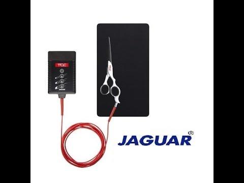 Горячие ножницы JAGUAR TCC новинка ! #горячиеножницыjaguar