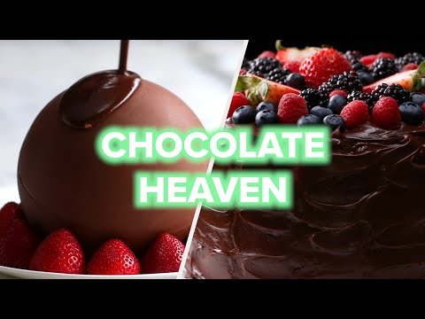 A Chocoholic's Dream: Tasty's Top And Richest Chocolate Recipes  Tasty