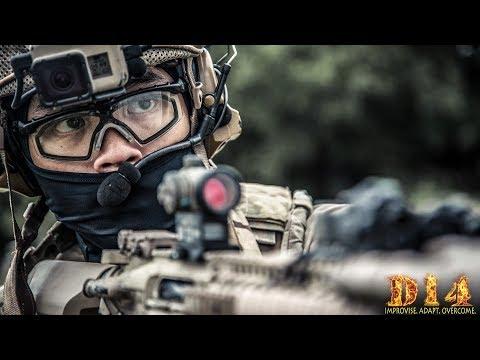 D14 AIRSOFT OP: WILDMAN HIGHLIGHTS (Block II SOPMOD & M240B)
