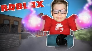 HO SUPER POWERS! - Roblox Super Power Training Simulator