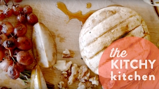 Perfectly Baked Brie for Two // The Kitchy Kitchen