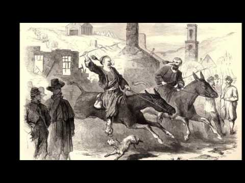 American civil war music - Bonaparte's Retreat & Bonaparte's Charge