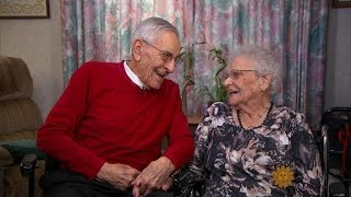 The couple with the longest marriage in America