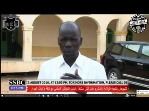 South Sudan News -Ruweng State