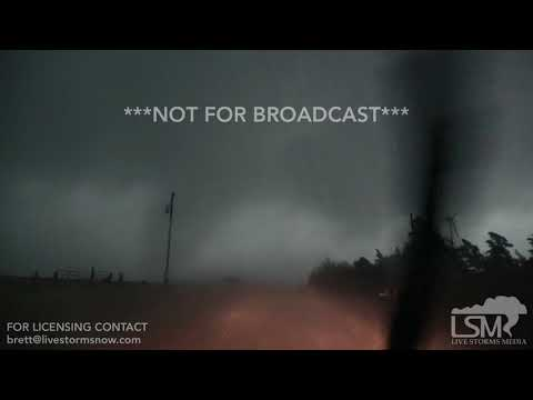 05-01-2018 - Glasco, KS Tornado