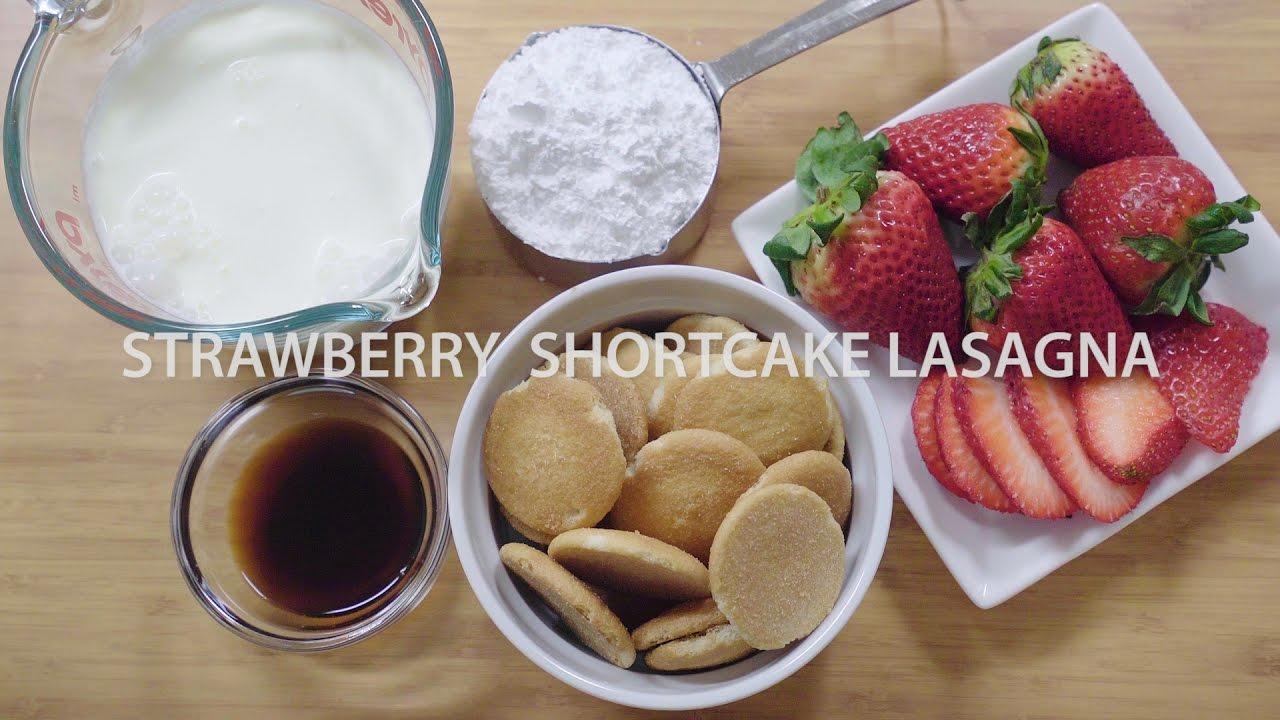 Crock-Pot Thursday at Directive - Strawberry Shortcake Lasagna!