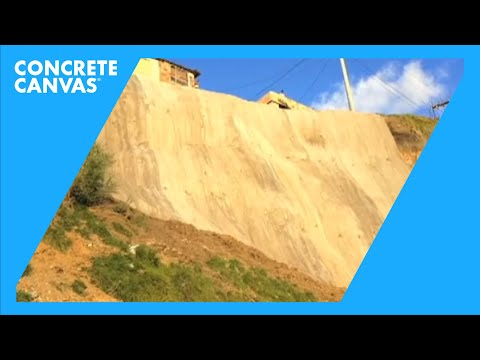 CC Slope Protection - Colombia