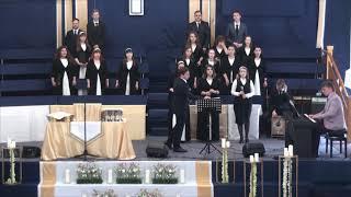 Богослужение в Мытищинской Церкви Евангельских Христиан Баптистов от 05.05.2019