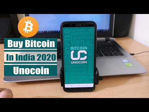 How To Buy Bitcoin In India Through Unocoin Wallet