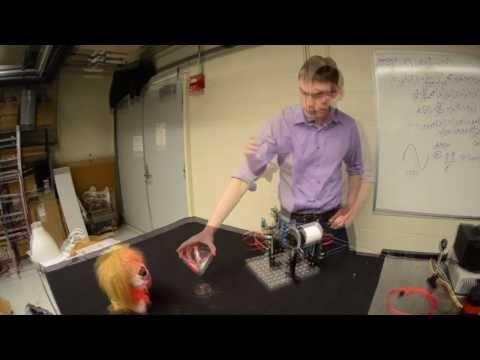 Una cámara 'low cost' que capta la velocidad de la luz