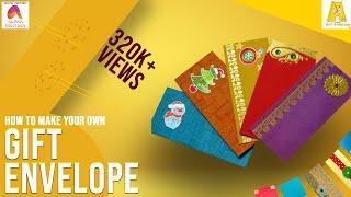 DIY : Gift Envelope  | Children Art & Craft | Best Out Of Waste