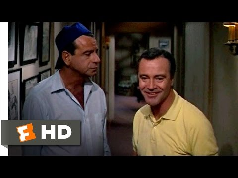 The Odd Couple (8/8) Movie CLIP - I