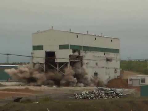 Controlled Blasting | Rakowski Cartage & Wrecking