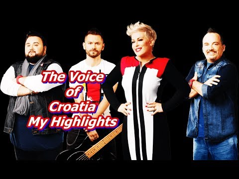 The Voice of Croatia - My Highlights