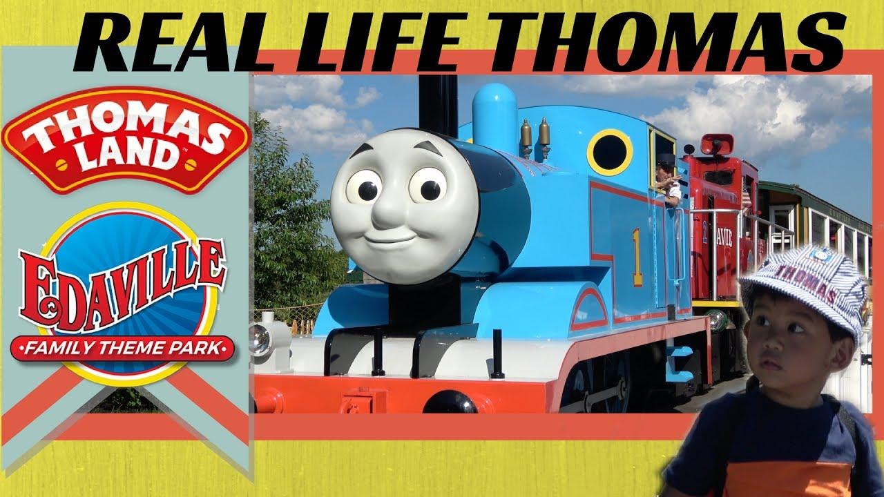 Thomas Land Edaville Thomas The Tank Engine Train Ride 2017
