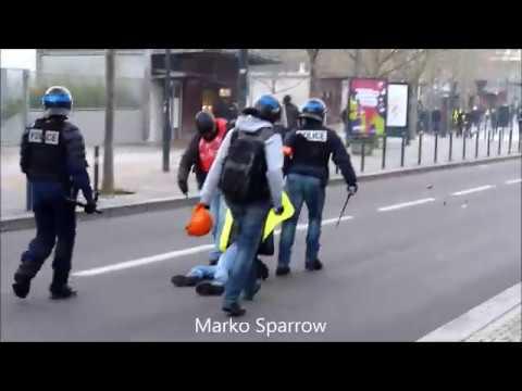 Violences policières #giletjaune #giletsjaunes  #journaliste #photographe
