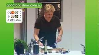 Recipe: Poached Pears In Mulled Wine With Gordon Ramsay