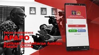 Press Conference APAPO